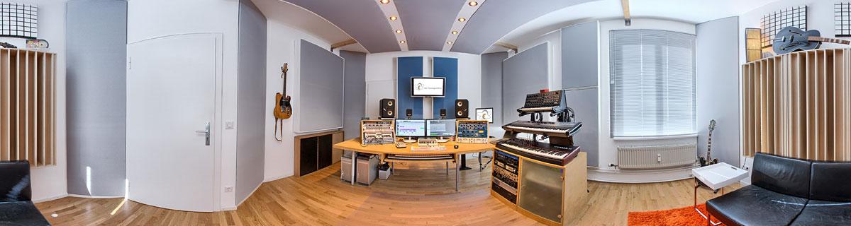 Musik- und Audioproduktion